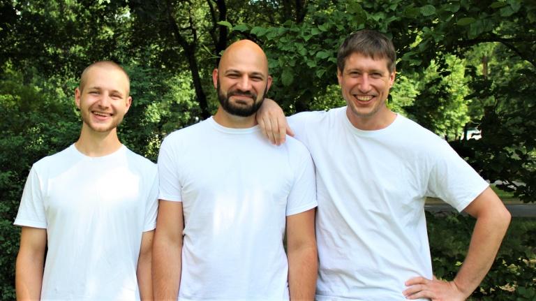 Florian Horndasch, Louis Geiger, Daniel Sutter und Team freuen sich auf deinen Besuch.